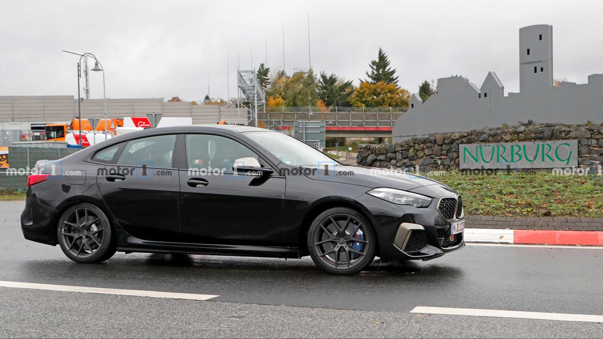 Front Wheel Drive Cars >> No Front Wheel Drive Based M Cars According To Bmw