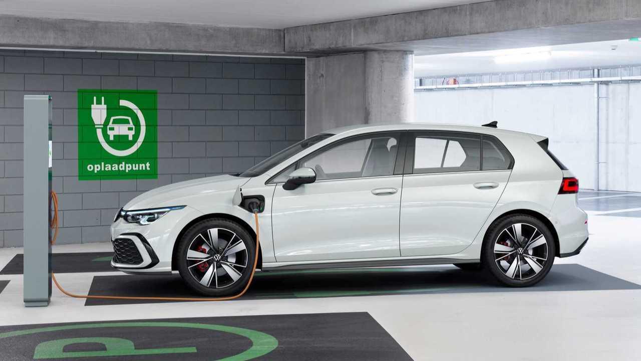 VW Golf VIII eHybrid und GTE