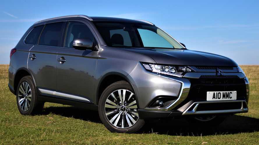 2020 Mitsubishi Outlander Petrol
