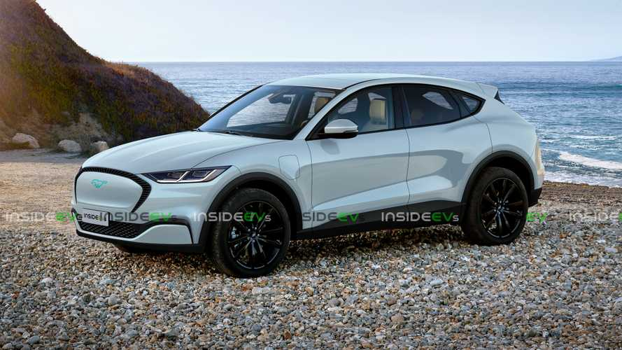 Fords Elektro-SUV wird