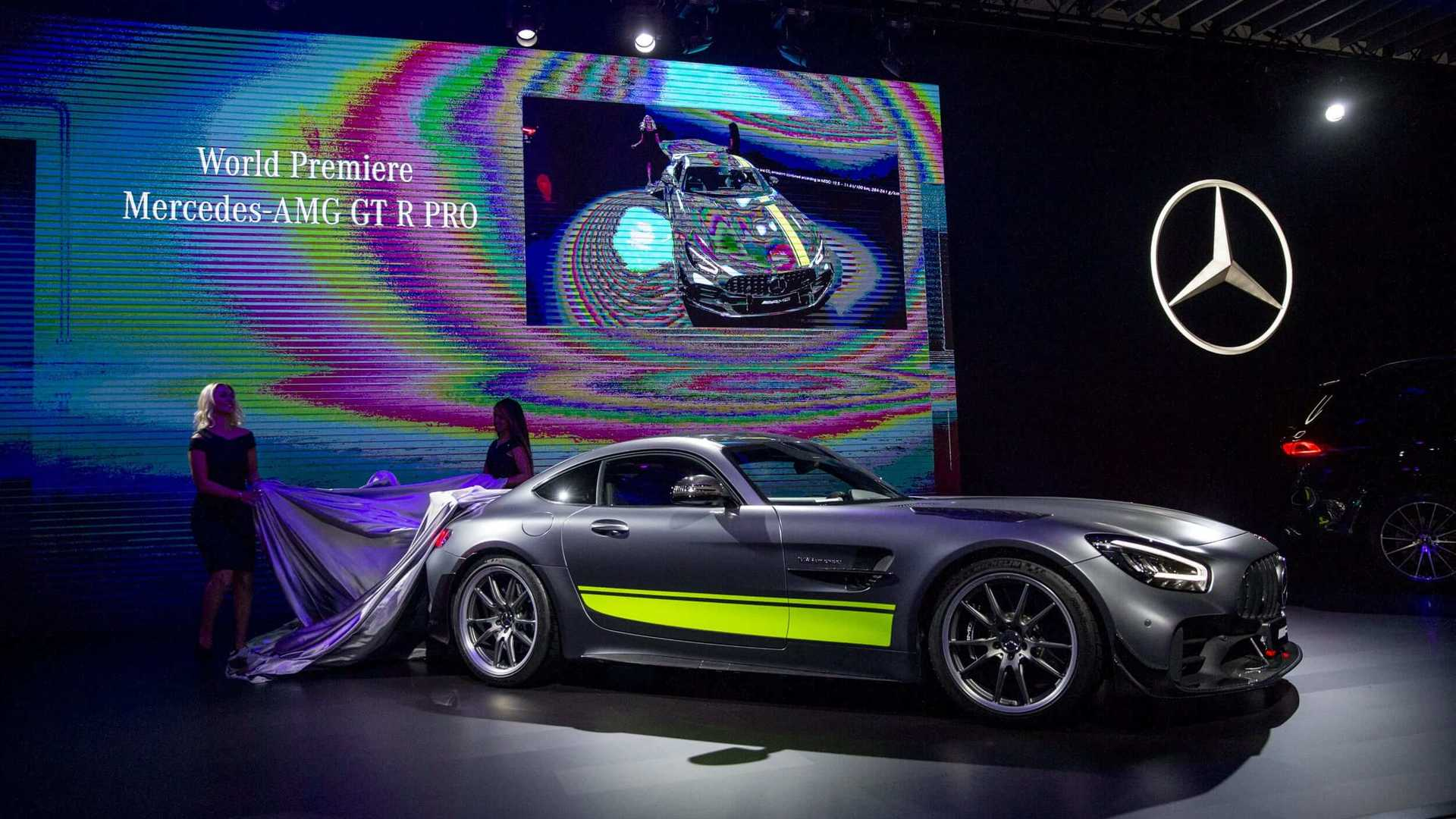 Car Show 2020.Mercedes To Skip 2020 New York Auto Show