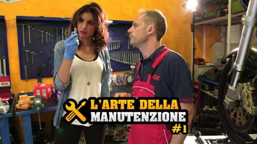 """""""L'Arte della Manutenzione"""": candele e batterie no problem! [VIDEO]"""