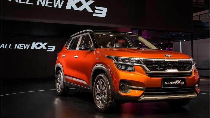 Cotado para o Brasil, Kia Seltos chega à China como novo KX3