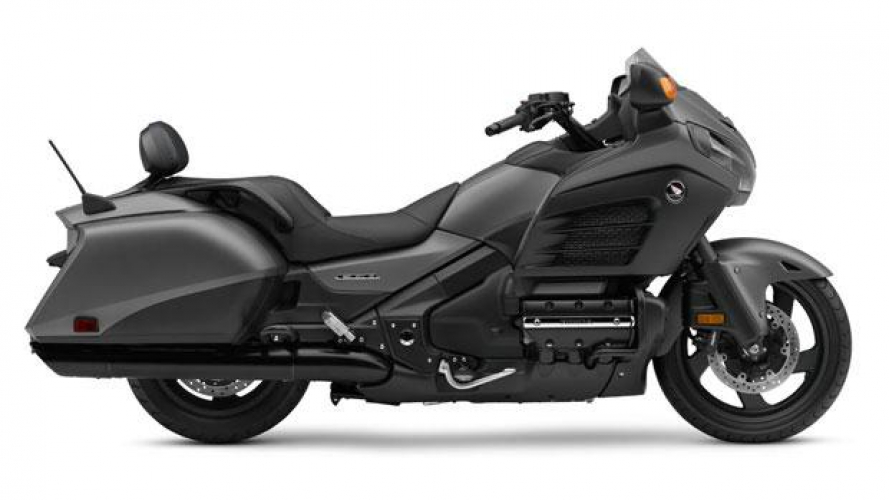Honda Gold Wing F6B 2015 40th Anniversary