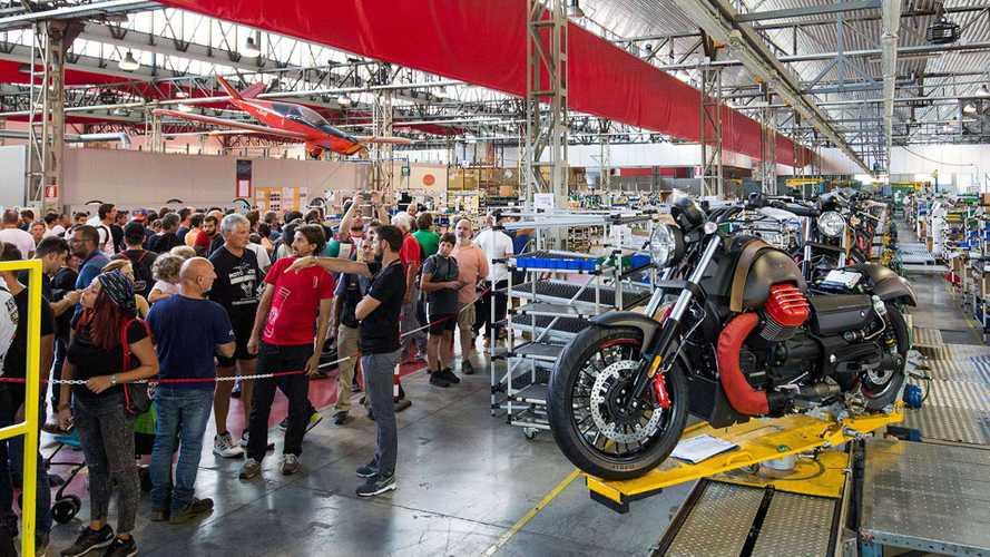 Moto Guzzi Open House 2019: parte la grande festa a Mandello