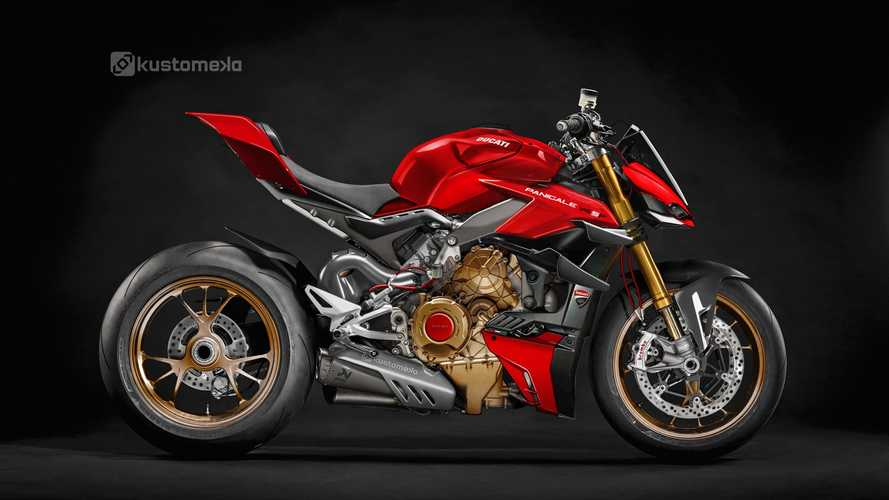 Kustomeka Ducati Streetfighter V4