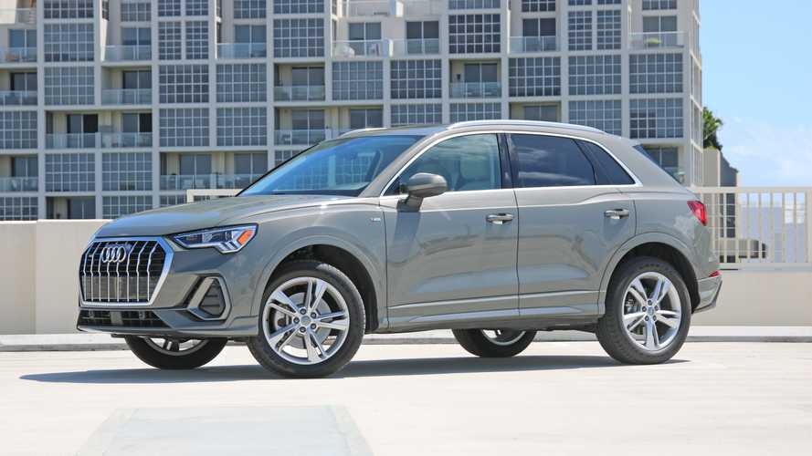 2019 Audi Q3: Drive Notes