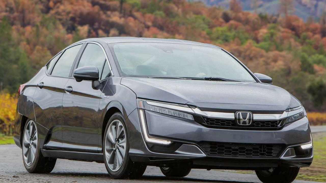 2. Honda Clarity Plug-in Hybrid