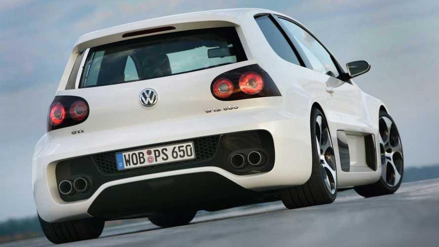 Vergessene Studien: VW Golf GTI W12-650 (2007)