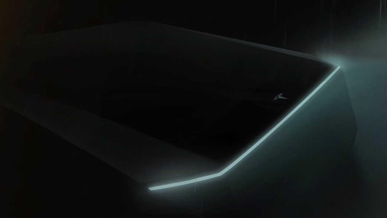 2021 Tesla Pickup