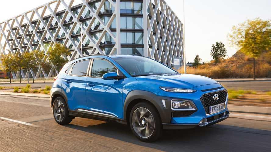 Hyundai KONA 2020: uno más en la familia