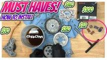 must have modifications wheelie honda grom