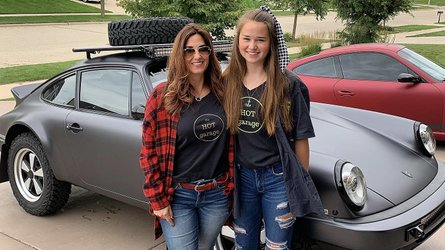 Auto enthusiast clothing line encourages women in motorsports