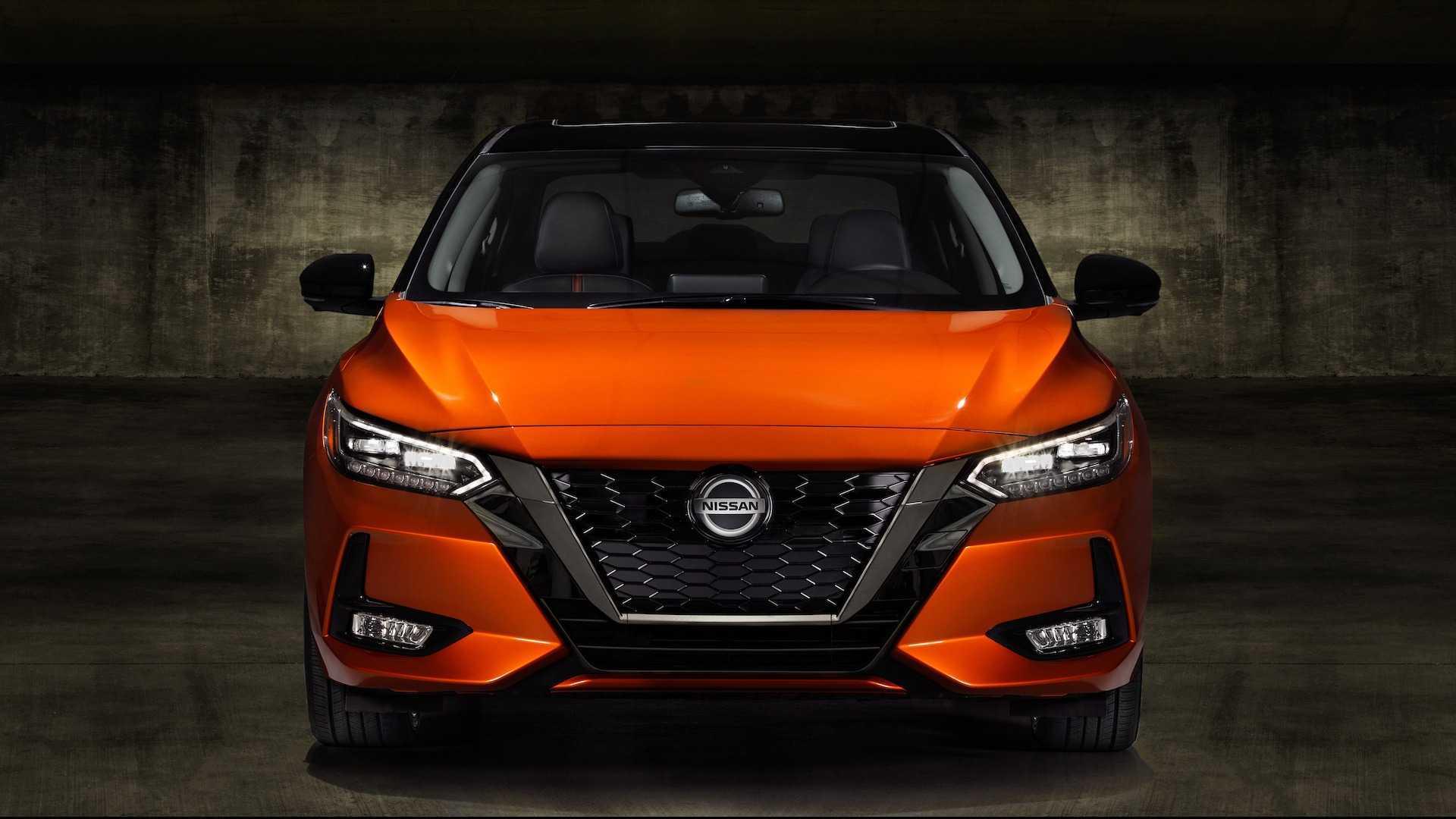 Update 2020 Nissan Sentra Debuts With Sleek Looks Better Tech