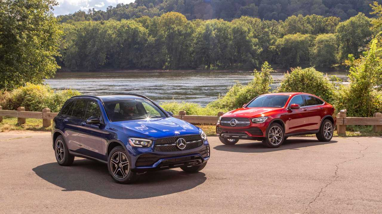 2020 Mercedes-Benz GLC 300: First Drive