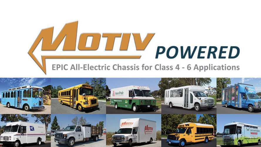 Motiv Power Systems Celebrates Ten Year Anniversary