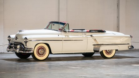 1952 oldsmobile ninety eight convertible ahead of its time