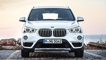BMW X1 restyling 2019 vs BMW X1 2015