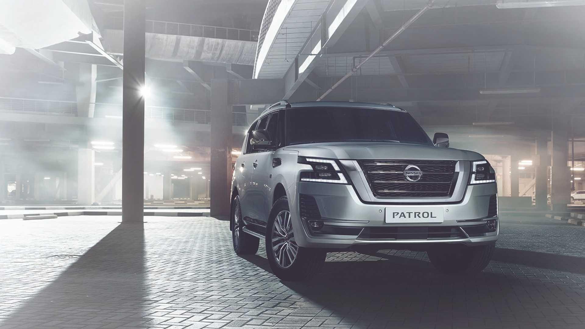 2020 Nissan Patrol History