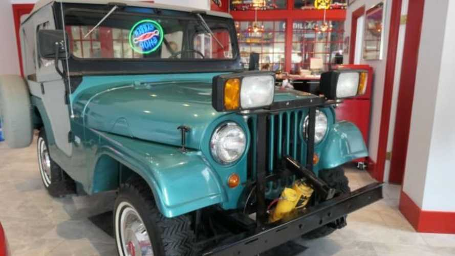 Buy A 1965 Jeep CJ-5 For Under $14K