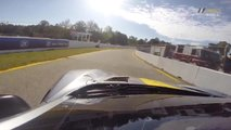 Chevrolet Corvette C8.R Around Road Atlanta