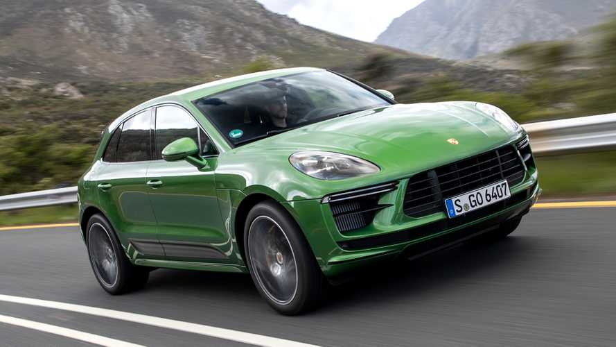 Porsche Macan Turbo (2019) im Test