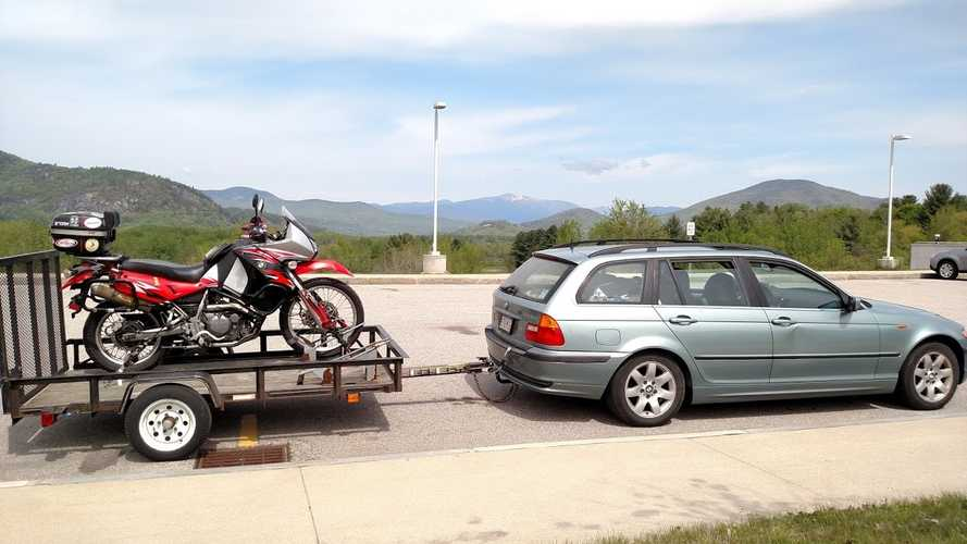 The Necessary Evil: Tips For Towing Your Bike