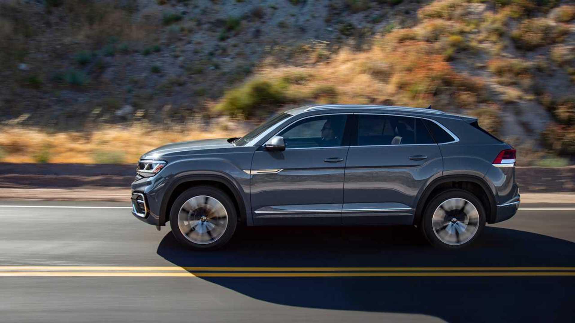 2020 - [Volkswagen] Atlas Cross Sport 2020-vw-atlas-cross-sport