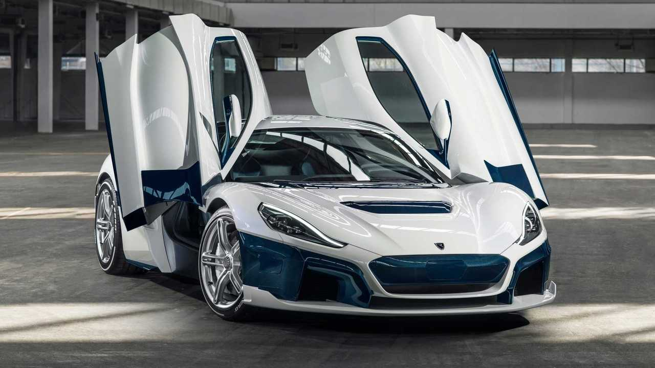 2020 Rimac C_Two