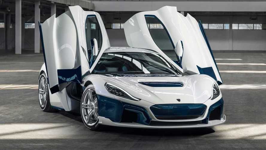 Rimac C_Two Production Car Debuting In Geneva With Different Name