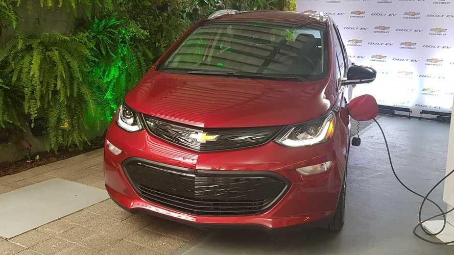Chevrolet Bolt é oficialmente lançado no Brasil por R$ 175 mil