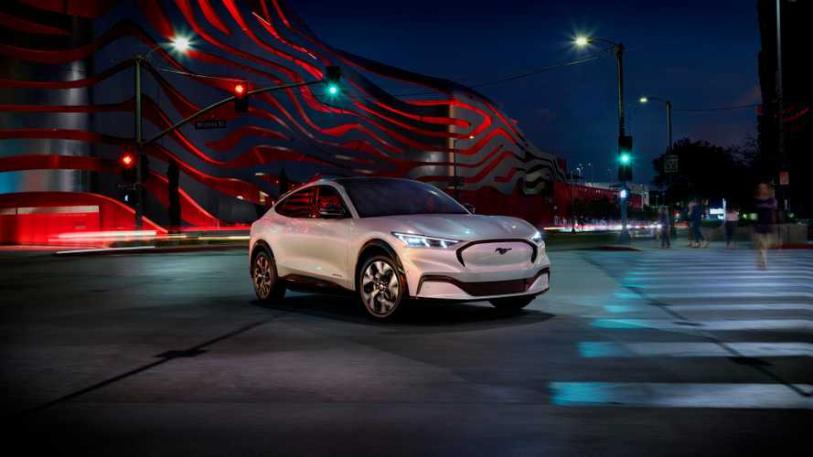 Tesla Model Y Vs Ford Mustang Mach-E Specs Comparison