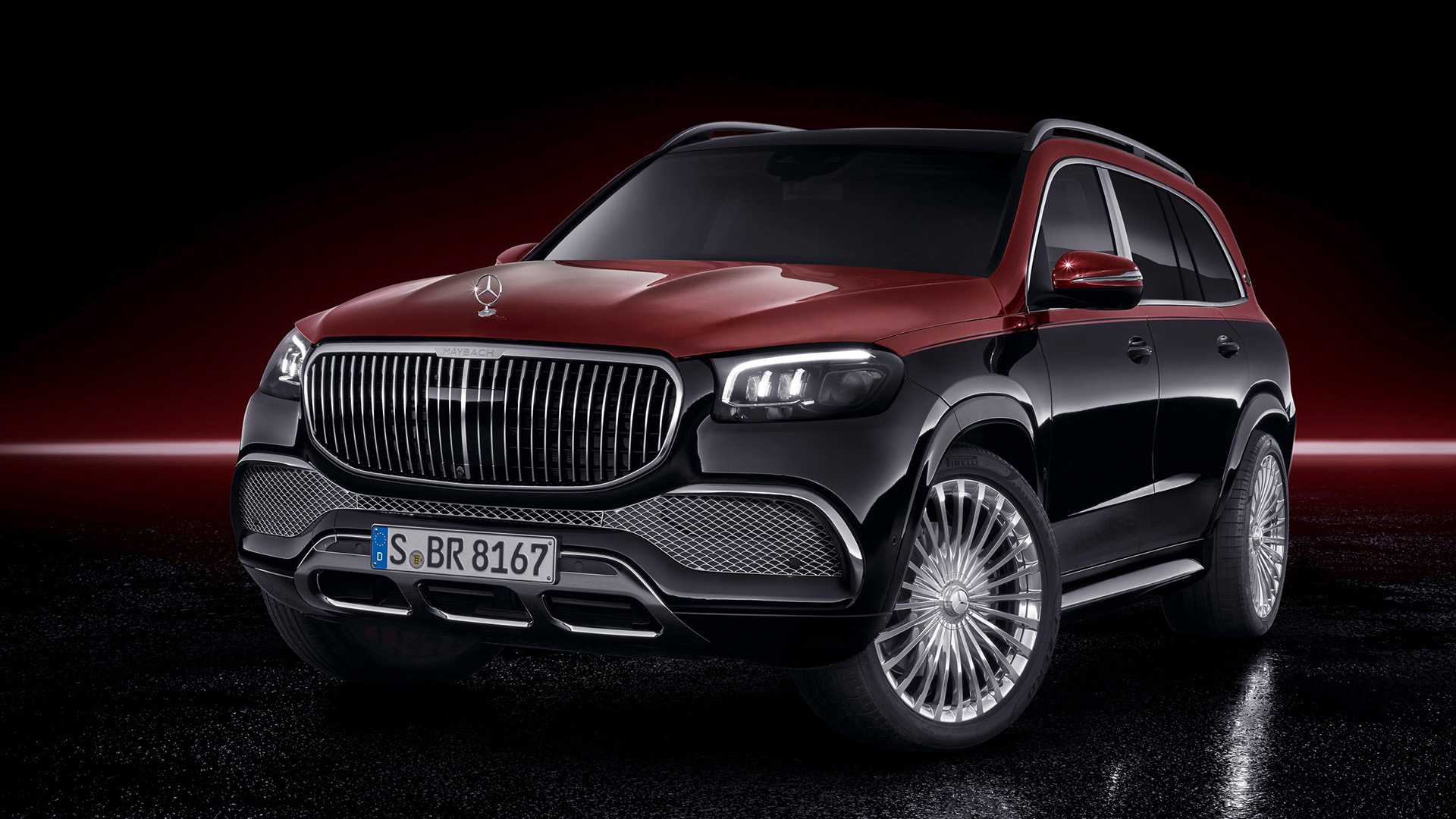 Spend Nearly 20 Minutes With The Mercedes-Maybach GLS ...