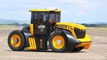 Hier fährt der schnellste Traktor der Welt 218 km/h