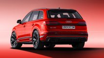 Эскизы Audi RS Q7