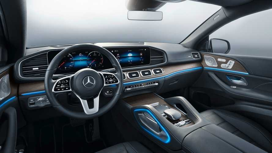 mercedes gle coupe 2019 photos. Black Bedroom Furniture Sets. Home Design Ideas