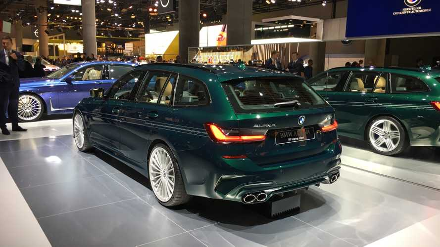 Alpina B3 Touring au salon de Francfort 2019