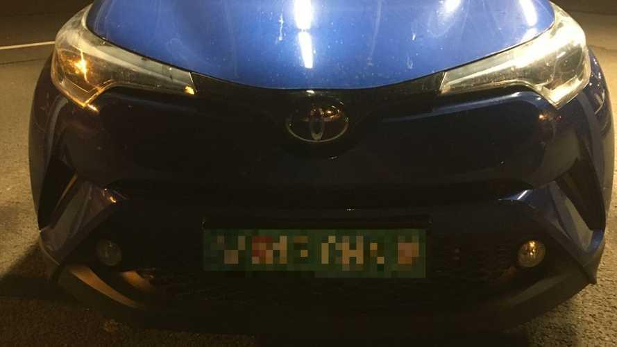 Toyota CH-R - Csanádpalota