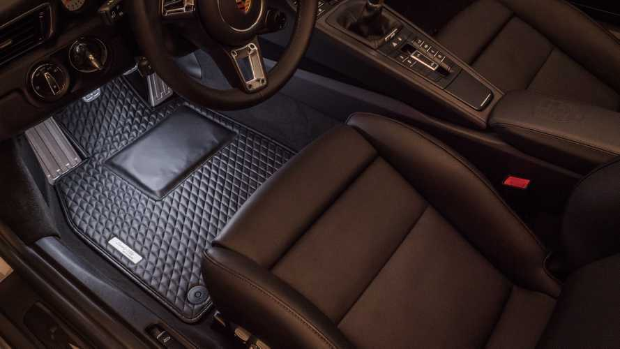 Quilted Leather Floor Mats Are The Ultimate Accessory For Fine Cars