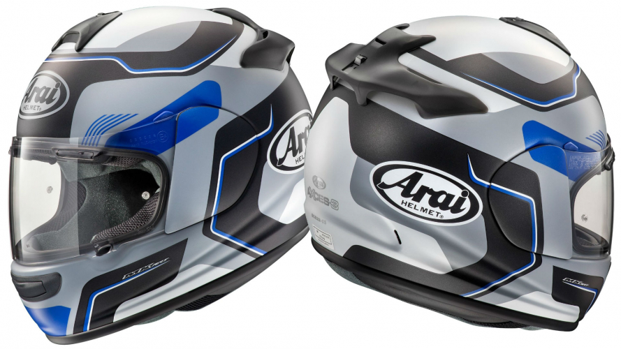 Arai Axcess III: il casco racing tutto comfort e performance