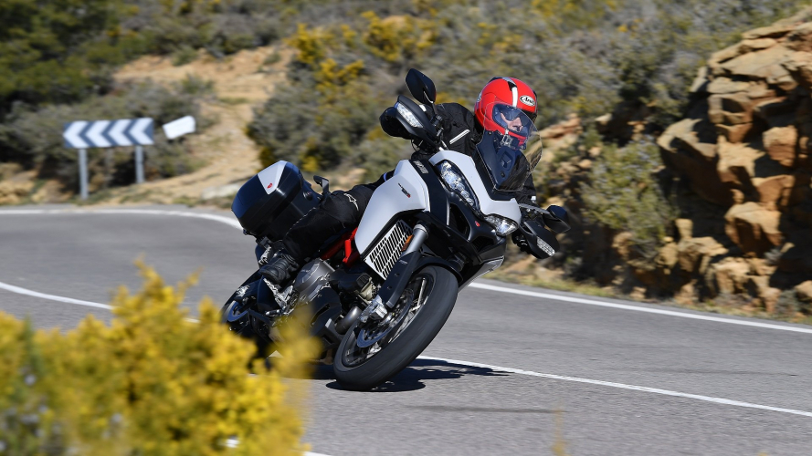 Multistrada 950 S - TEST