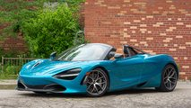 2019 McLaren 720S Spider: Review