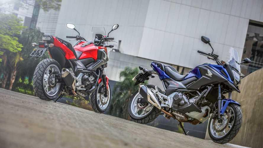 Honda NC 750X 2020 é lançada com novas cores por R$ 33.980
