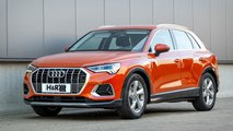 H&R Sportfedern für den neuen Audi Q3