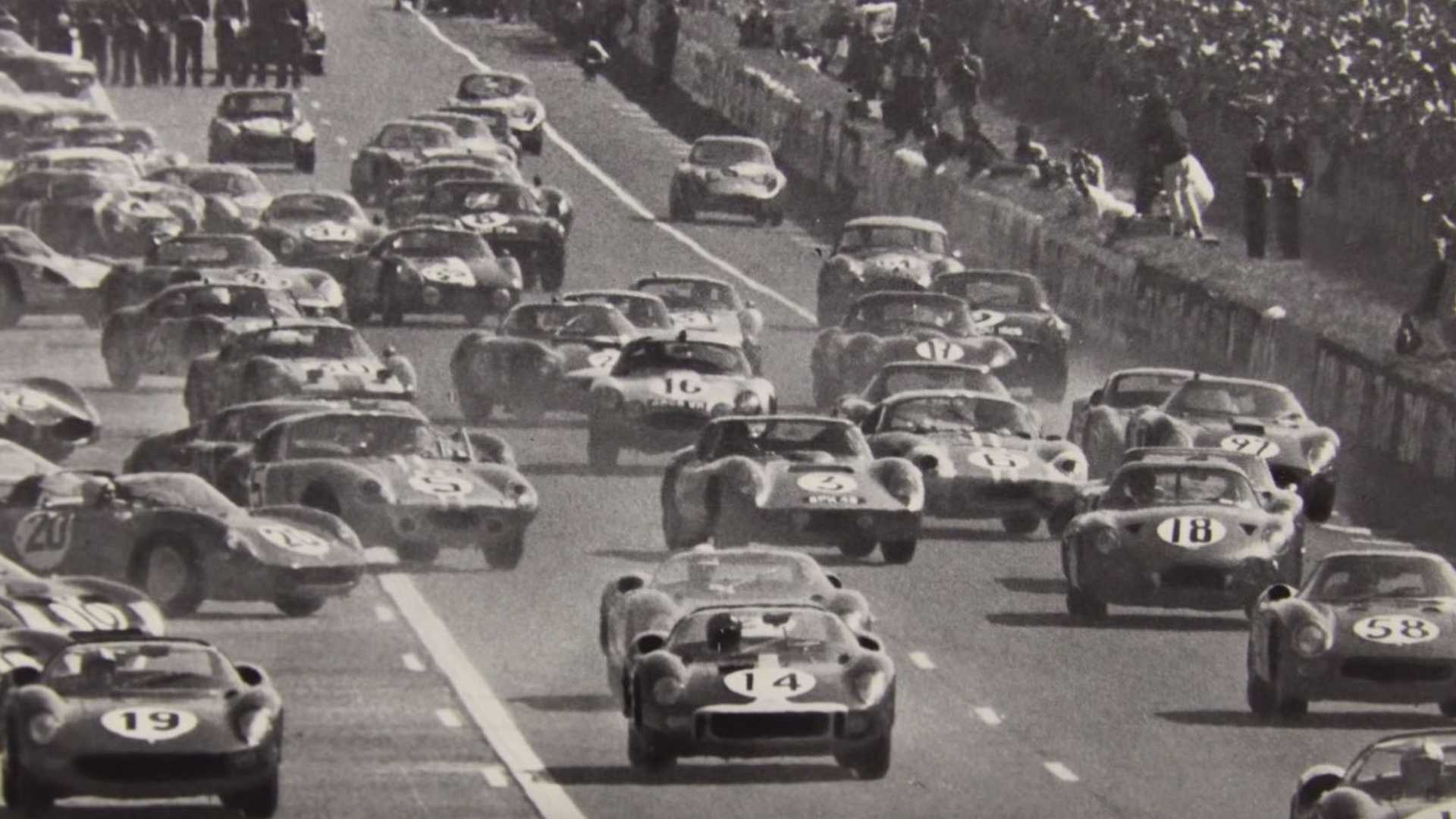 "[""Watch Bob Bondurant Win The 1965 FIA World Manufacturers' GT Championship""]"
