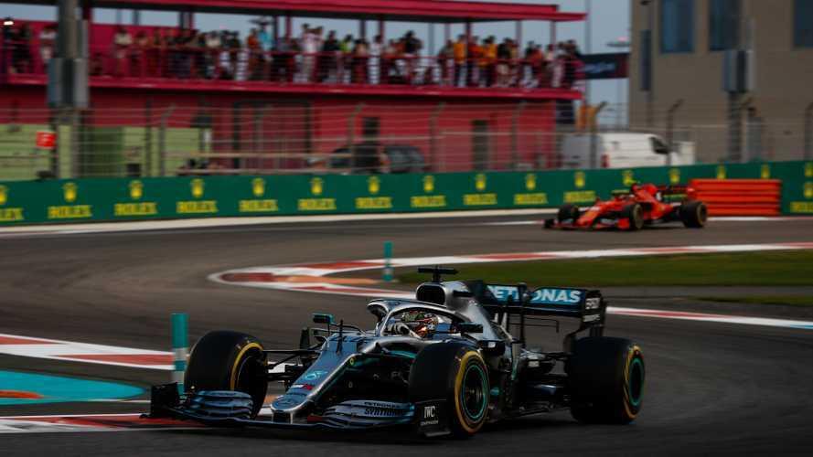 2019 Abu Dhabi GP: Hamilton, 2019 sezonunu galibiyetle noktaladı!