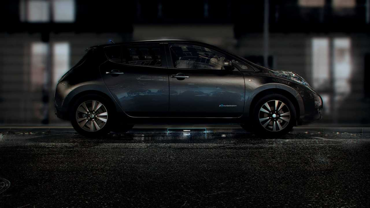 Nissan To Unveil New Wireless Charging System In Geneva
