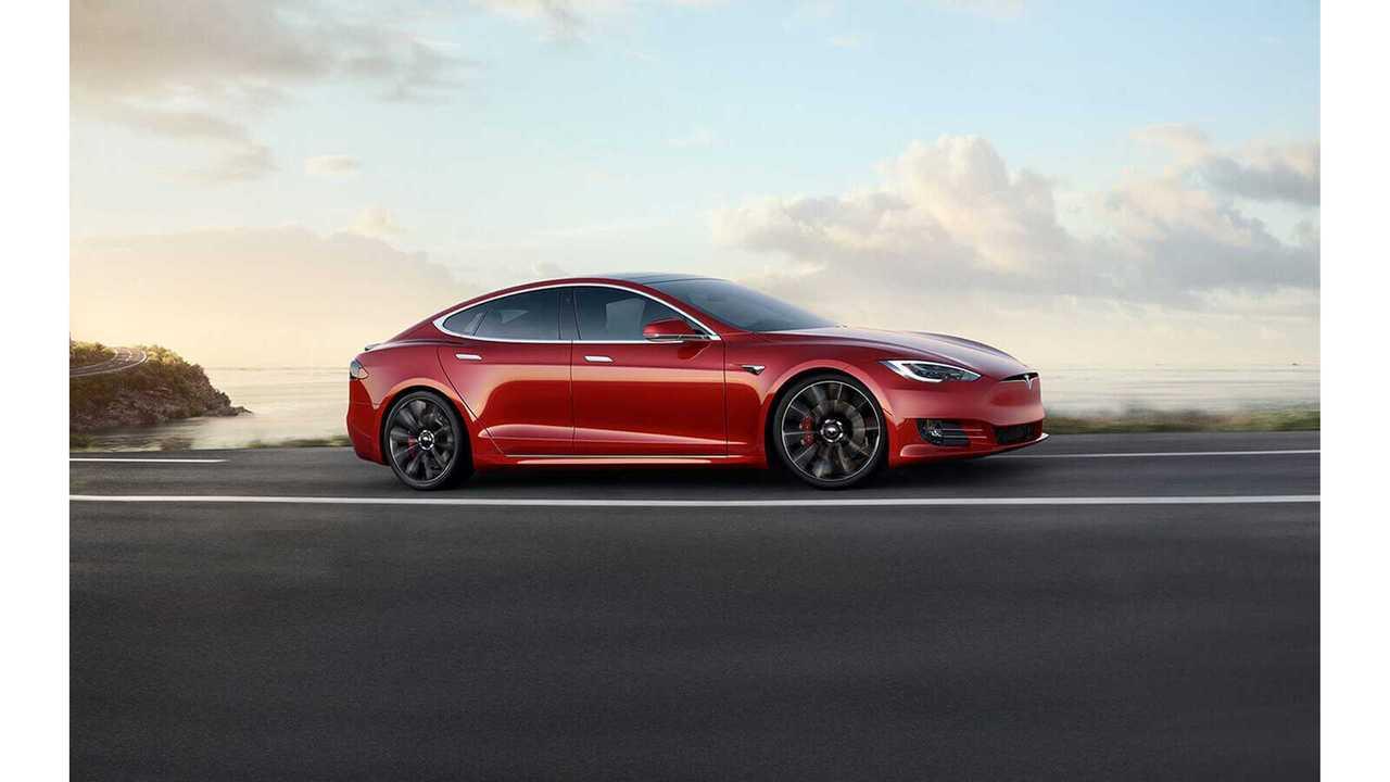 Tesla Model S Retains Europe's Top-Selling Large Luxury Car Title