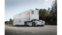 Volvo Trucks: autonomous electric vehicle Vera