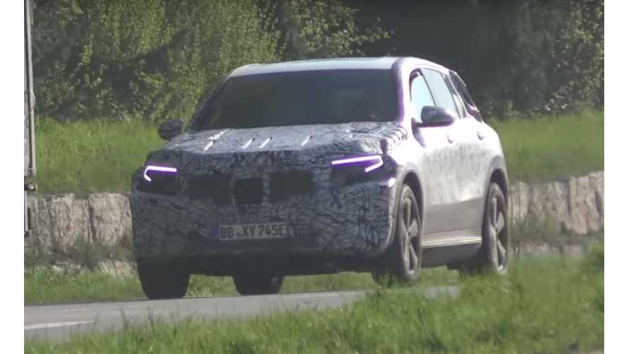 Watch Mercedes-Benz EQ C In Final Real-World Testing